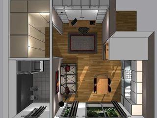 Cumpăr apartament în sector Centru-Riscani