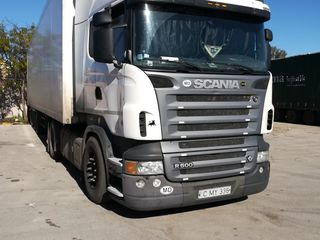 Scania Puternica
