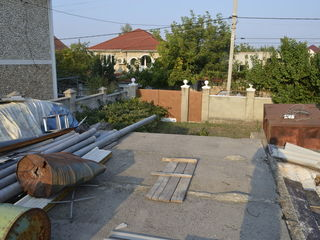 Teren sub construcție în Stăuceni 6 ari.