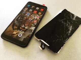 Xiaomi Mi Max 3, Треснул экран -заберём, починим, привезём !!!