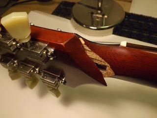 Reparatii chitare / ремонт гитар