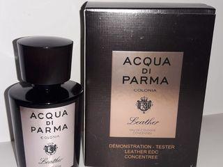 Acqua di Parma Leather Eau de Parfum pentru barbati, 100 ml