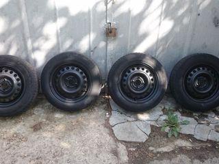 Диски+резина R14 165/70 Bridgestone