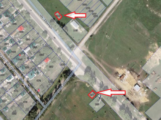 teren de constructie 1 ar la traseul Chisinau-Soroca  Ghindesti