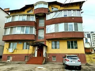 4-комнатная квартира с бассейном на Буюканах