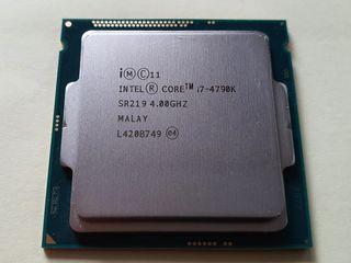 Intel core i7 4790k (lga 1150) scalpat =3400 lei