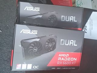 Продам Asus Radeon RX 6600xt 8gb