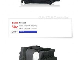 Новая сумка для Canon 100, 400D, 450D, 500D, 550D, 5D, 7D, 350D, 20D.