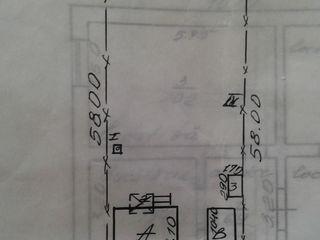Дом в Сынжере на участке 12 соток