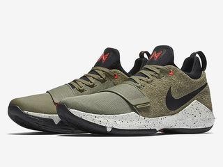 Срочно! Баскетбольные кроссовки Nike Paul George 1. В хорошем состоянии