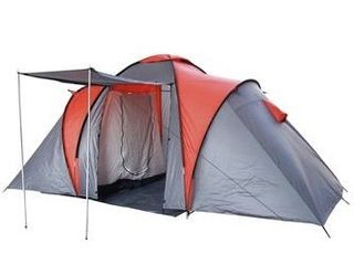 Палатка :Jesolo cort 4 ( новая четырех местная палатка )