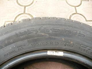 Одна шина 195*65*15 -150 лей