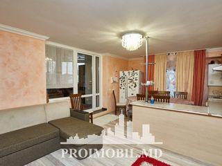 Ialoveni! 2 camere cu living, euroreparație, full mobilate! 70 mp, 39 900 euro!