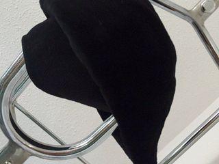 Новые шапки из бархатной норки