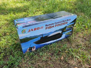Barca JABO 2 barcuță de nădit