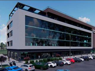 Vînzare spațiu comercial etajul 2 în rate bd. dacia