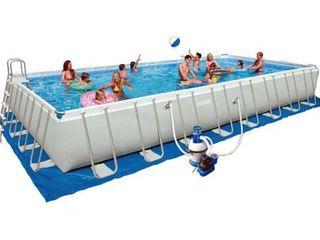 Новое поступление бассейнов Intex! Возможность покупки в кредит.