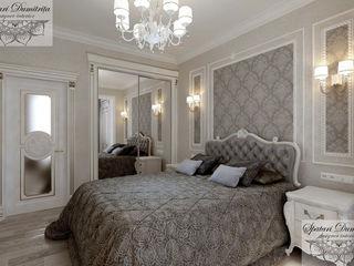 Design interior dormitor stil clasic!
