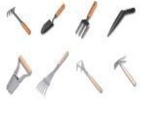 Садовый инвентарь по доступным ценам грабли лопата сапа секатор топор бур