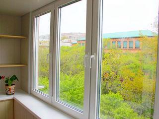 Лучшие стеклопакеты, окна, двери пвх в Кишинёве, Salamander 5,6 камер, Германия!  Wintec европа