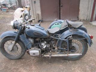 Урал k 650