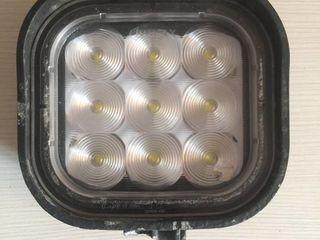 Светодиодный прожектор 24 V. Hаружная лампа с датчиком движения