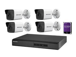 Supraveghere video, sisteme de alarmă, sisteme antiincendiare, videointerfoane
