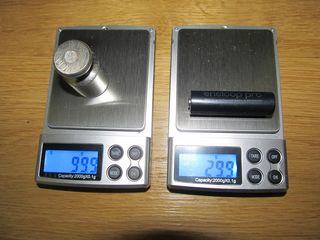 Весы высокоточные карманные до 2 кг - 0,1гр.