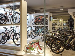 Велосалон Bikeshop, распродажа