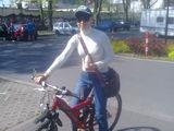 vind bicicleta b/u din germania, pt maturi ,sportivca