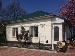 Дом в Добрудже, котельцовый, новый, отличное состояние. Прекрасное дерево магнолия.