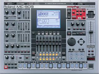Куплю Roland MC 909