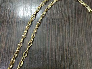 Lant de aur 585