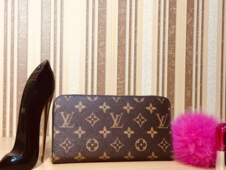 Portmonee Louis Vuitton. Piele naturala! Modele Barbati+Domnisoare+Unisex