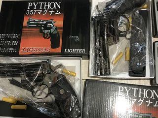 Сувенирное оружие зажигалка пистолет