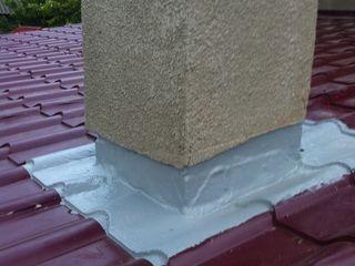Executarea hidroizolatie la acoperis