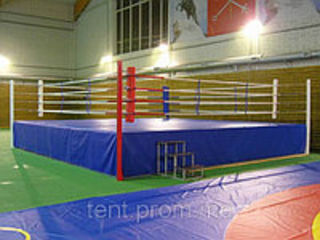 Ринги. Маты. Боксёрский мешок.Мягкие игровые комнаты и площадки для детей различного возраста.