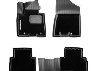 Unidec-driver - covoare combinate коврики комбинированные -ворс с бортиками  в салон и багажник