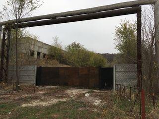 Str. industrială teren, depozit  industrial