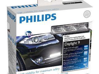 Philips lampe led daylight9 wled 12v (2 bucăți) 12831 Livrare leoshop.md