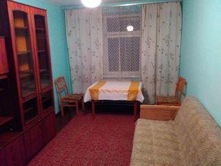 Schimb apartament cu 2 camere Calarasi, pe o camera la Chisinâu+euro .