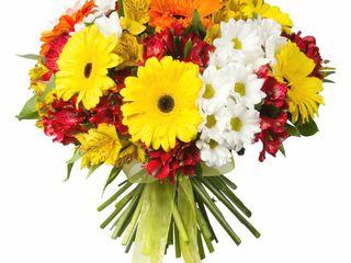 Прекрасные букеты из свежих цветов от CadouriOnline.