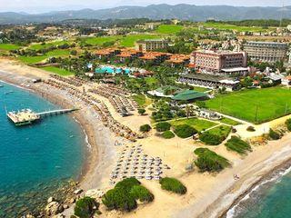 Complexul Justiniano Hotels / Antalya  – copii pina la 15 ani gratuit!