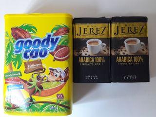 кофе ,  какао ,  Италия