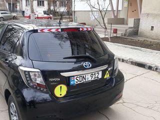 Уроки вождения на автомобиле с автоматической коробкой передач