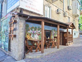 Vînzare Restaurant + terasă în Centrul Capitalei, str. Ismail!