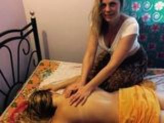 Релакс массаж на все тело