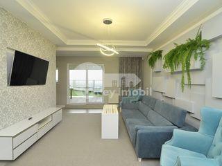 Apartament cu 2 nivele, reparașie euro, bloc nou, str. Melestiu, 2100 € !