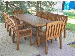 Компания Avantaj.AV  предлагает.  Садовые скамейки,столы.качели,цветники