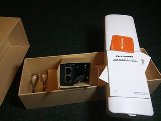 Репитер, точка доступа, усилитель Wi-Fi на более 500 метров Comfast на 5.8GHz
